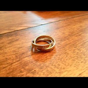 Tiffany Interlocking Ring